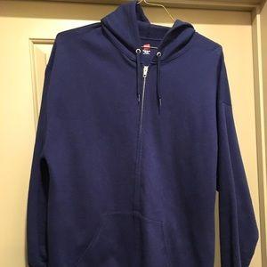 MEN'S Like New Zip-up hoodie